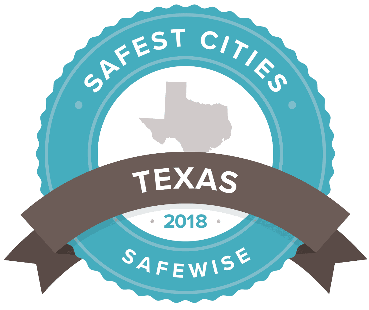 Safe City Badge 2018