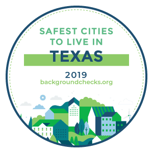 Backgroundchecks.org - Safest Cities in Texas_2019